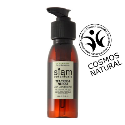 cosmos Tea tree and neroli skin conditioner