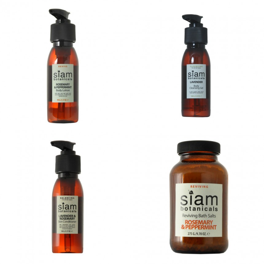 Other SIam Botanicals products that contain eucalyptus