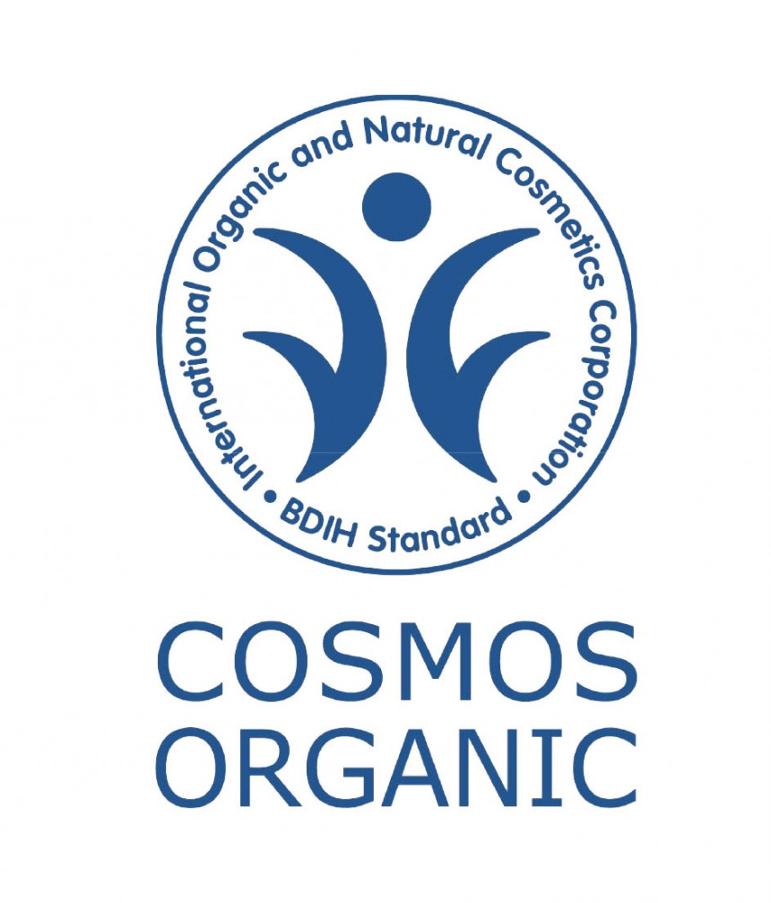 COSMOS organic certification