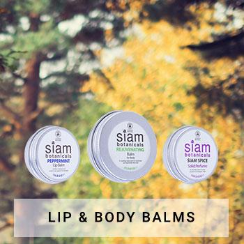 Lip & Body Balms