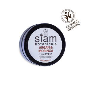 Siam Botanicals' Argan and Moringa Face Polish